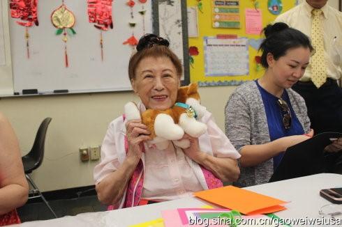 """高娓娓:纽约东北同乡会""""中国文化日""""在杰克逊图书馆开幕 ... ... ..._图1-8"""