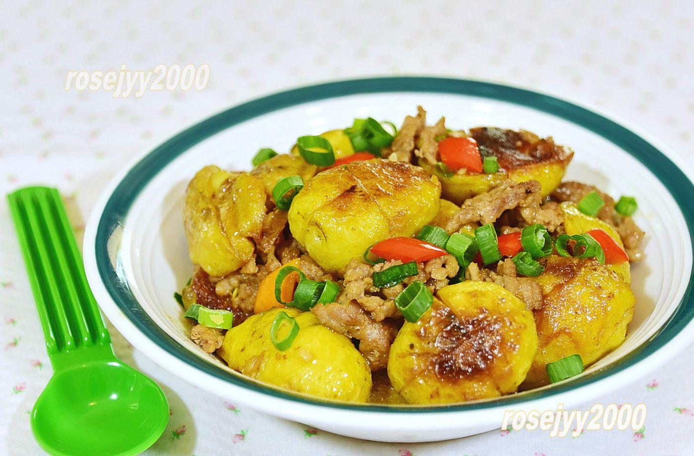 肉末小土豆_图1-1