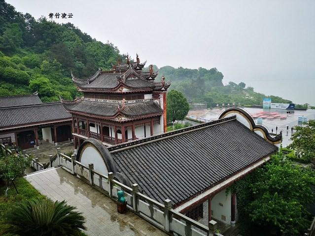 【青竹凌云】屈原祠(原创摄影)_图1-3
