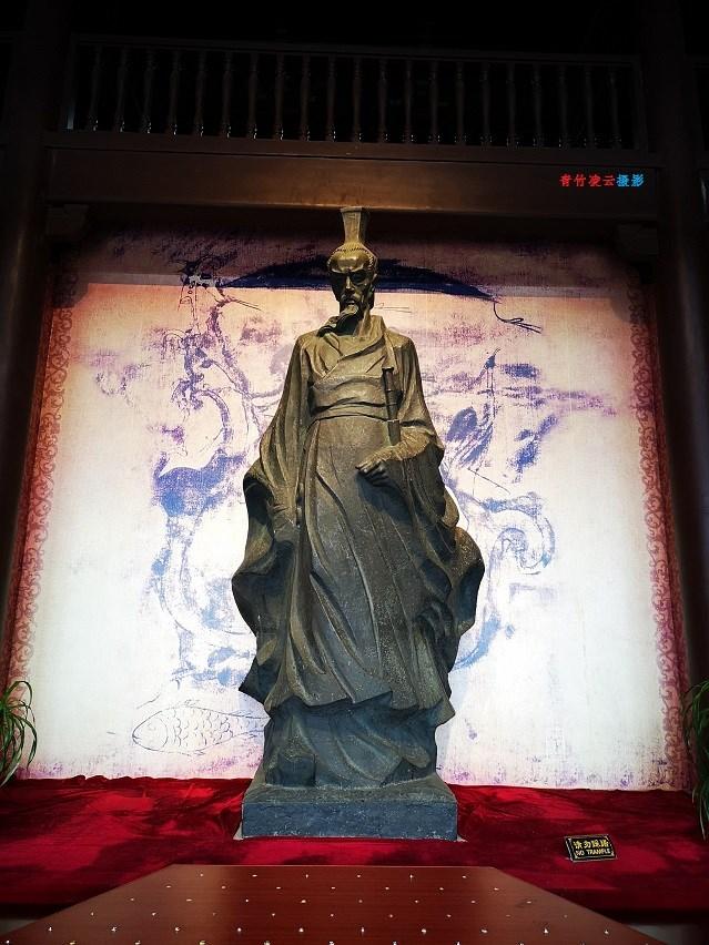 【青竹凌云】屈原祠(原创摄影)_图1-2