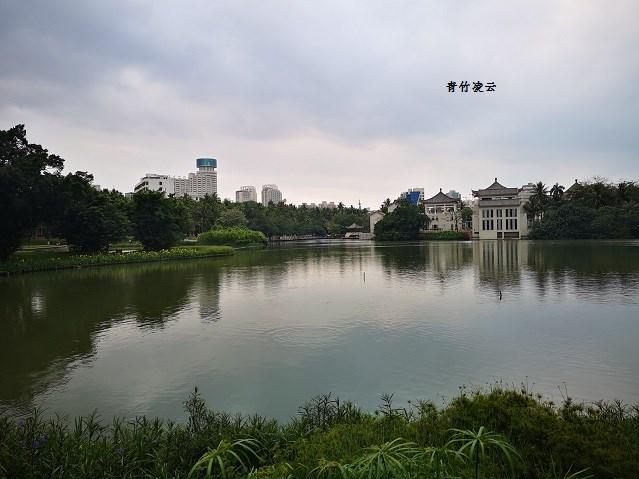 【青竹凌云】水软光漪(原创诗歌摄影)_图1-2
