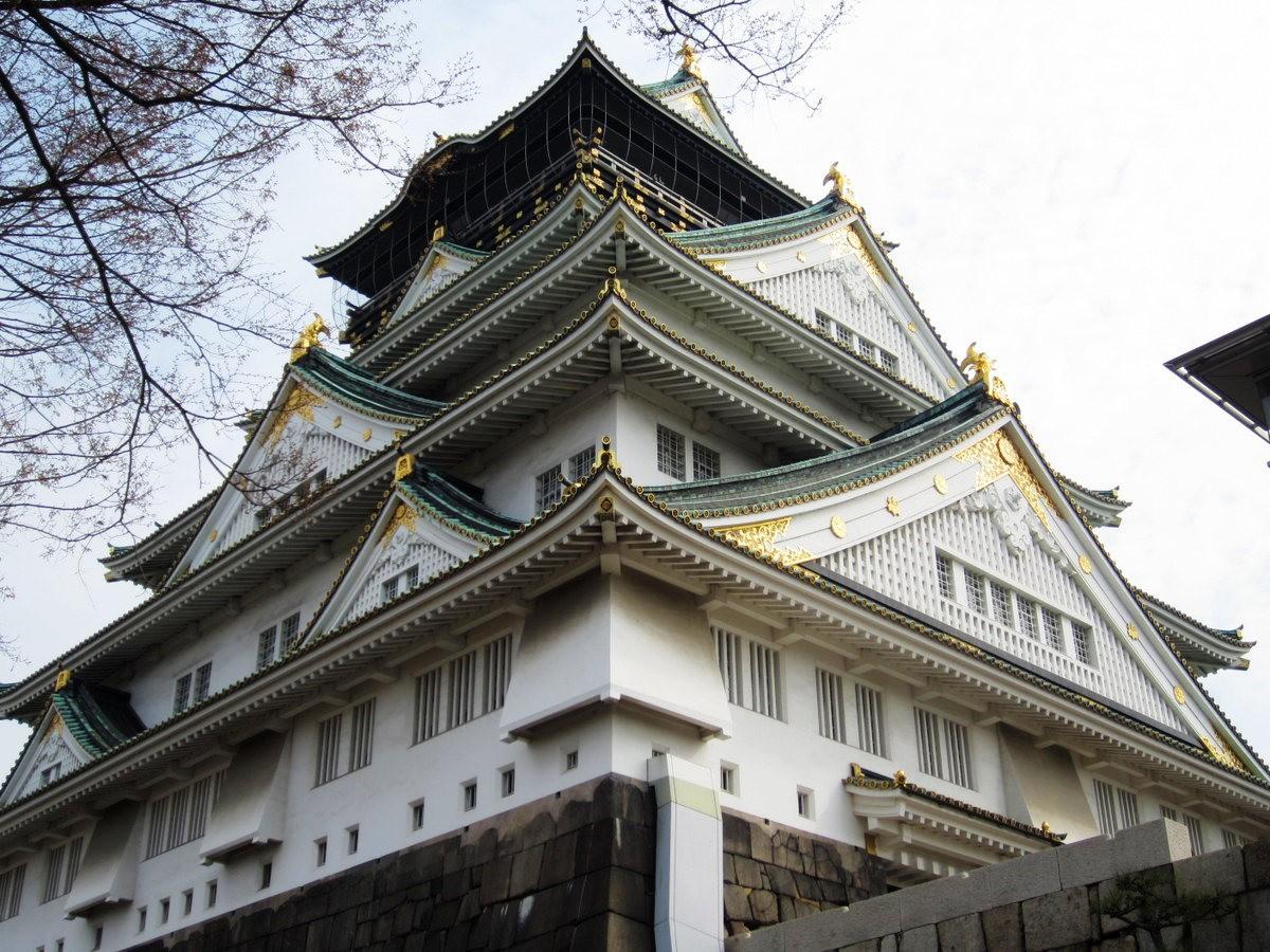 大阪城日与夜_图1-7