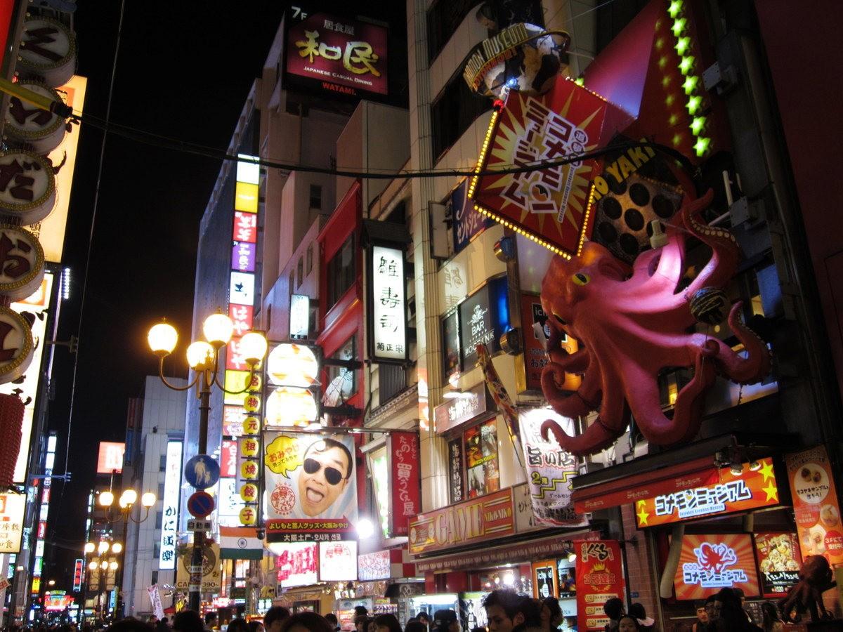 大阪城日与夜_图1-19
