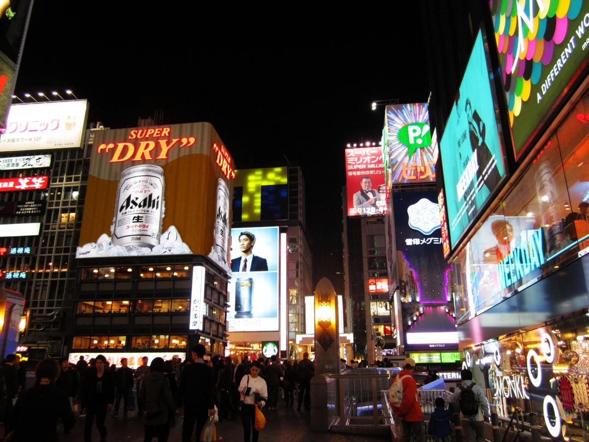 大阪城日与夜_图1-22