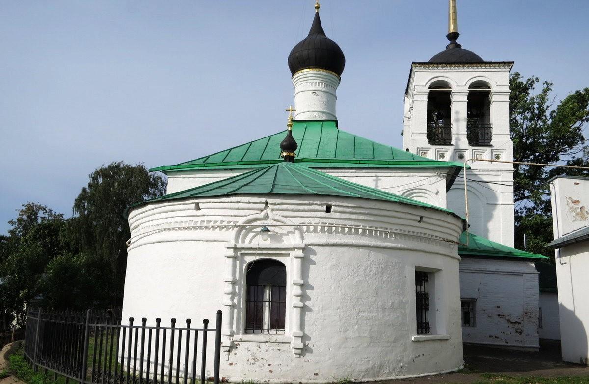 弗拉基米尔--俄罗斯城镇_图1-5