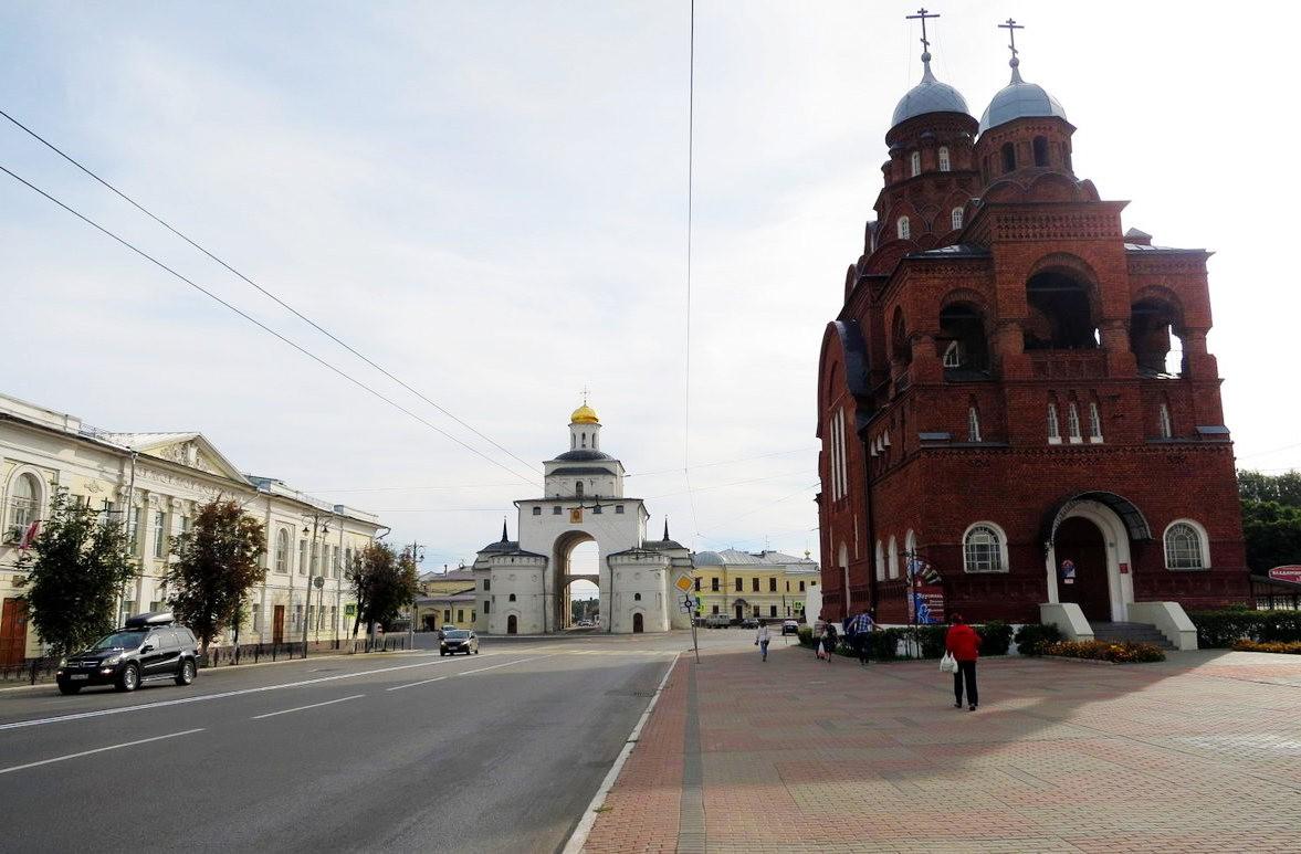 弗拉基米尔--俄罗斯城镇_图1-13