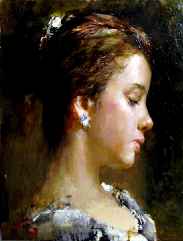俄罗斯画家尼古拉.布洛欣_图1-3