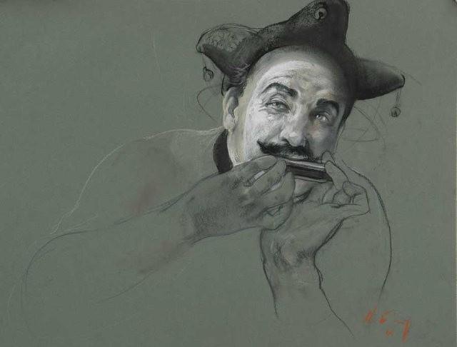 俄罗斯画家尼古拉.布洛欣_图1-4