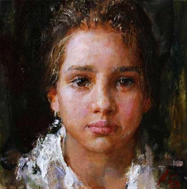 俄罗斯画家尼古拉.布洛欣_图1-6