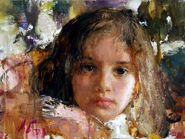 俄罗斯画家尼古拉.布洛欣_图1-7