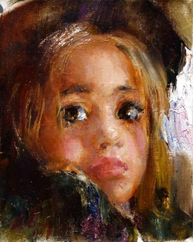俄罗斯画家尼古拉.布洛欣_图1-10