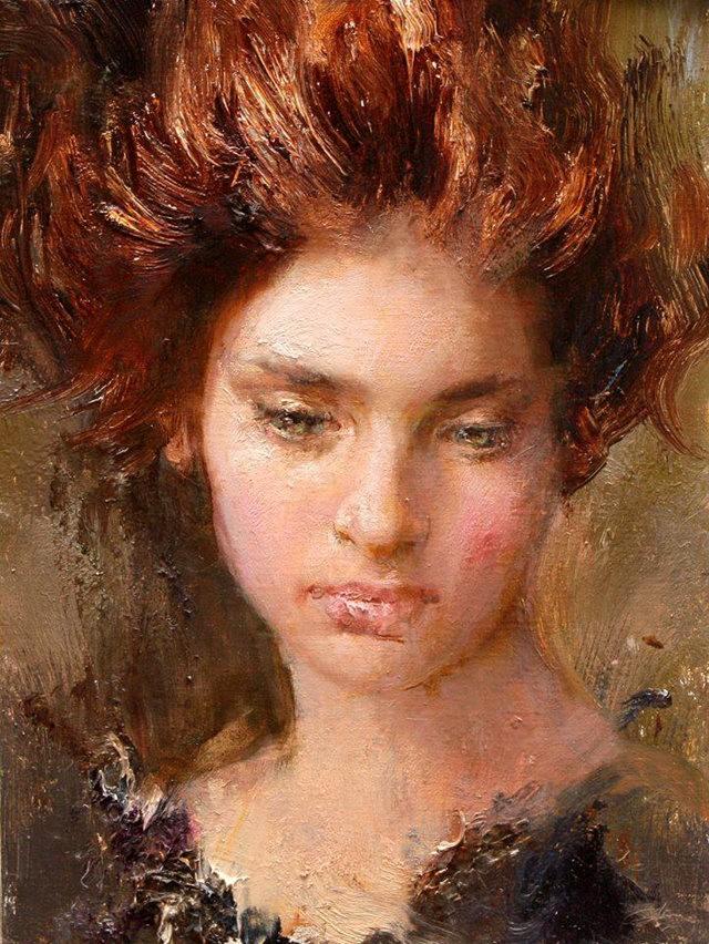 俄罗斯画家尼古拉.布洛欣_图1-12