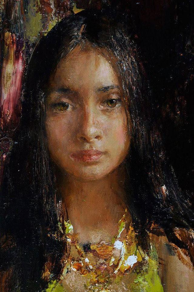 俄罗斯画家尼古拉.布洛欣_图1-18