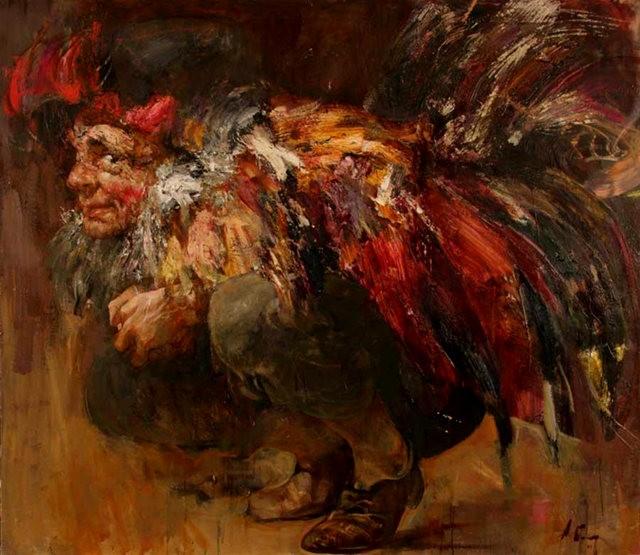 俄罗斯画家尼古拉.布洛欣_图1-23