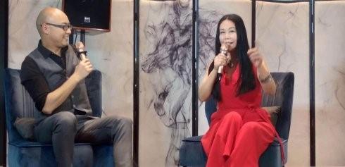 高娓娓:《闻香识女人》线下沙龙——香约·别漾人生,讲述你我故事 ..._图1-3