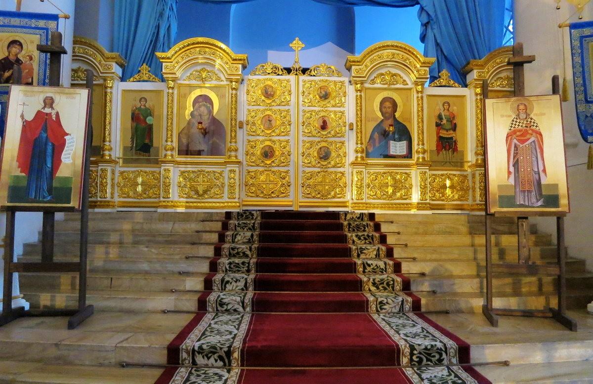 斯莫尔尼修道院教堂---圣彼得堡最高的建筑_图1-11