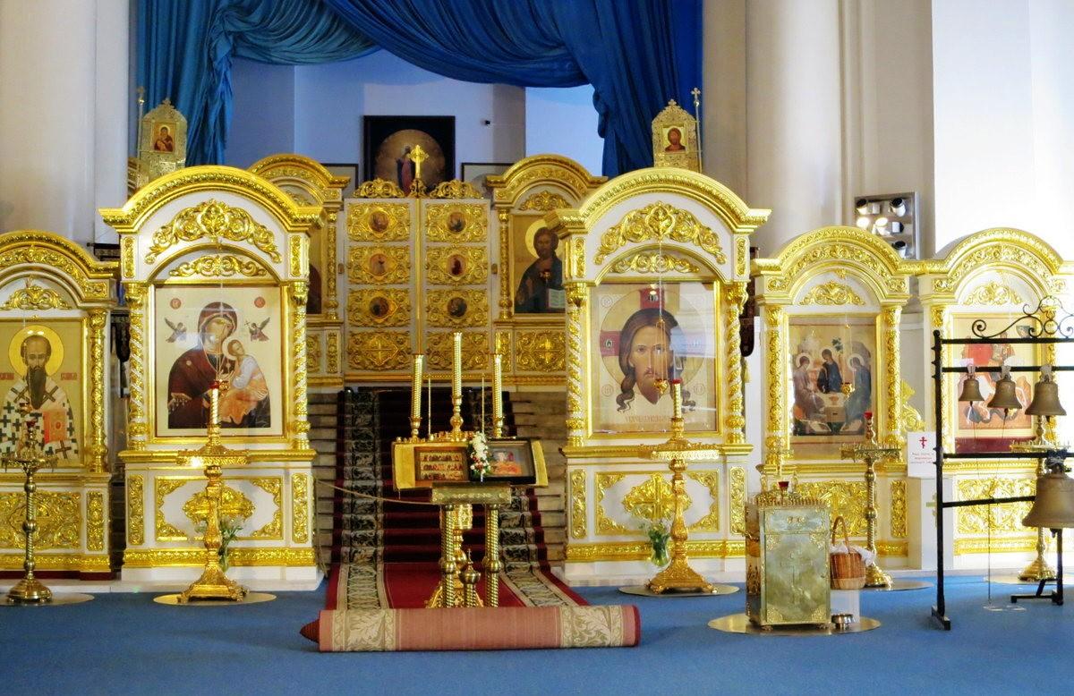 斯莫尔尼修道院教堂---圣彼得堡最高的建筑_图1-12