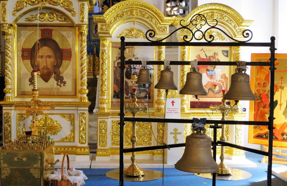斯莫尔尼修道院教堂---圣彼得堡最高的建筑_图1-13