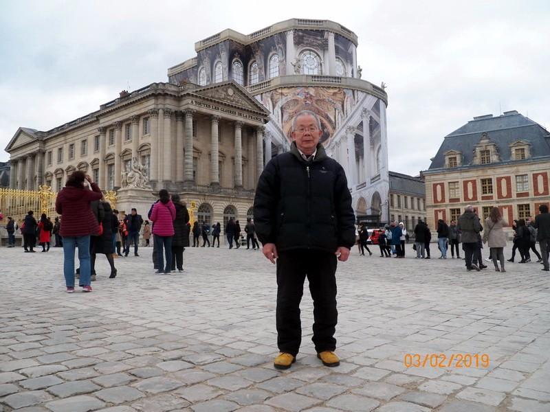 游览凡尔赛宫_图1-1