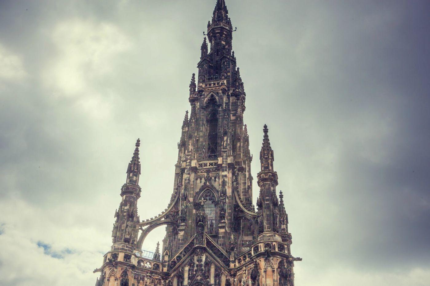 苏格兰爱丁堡,老城市老文化_图1-6