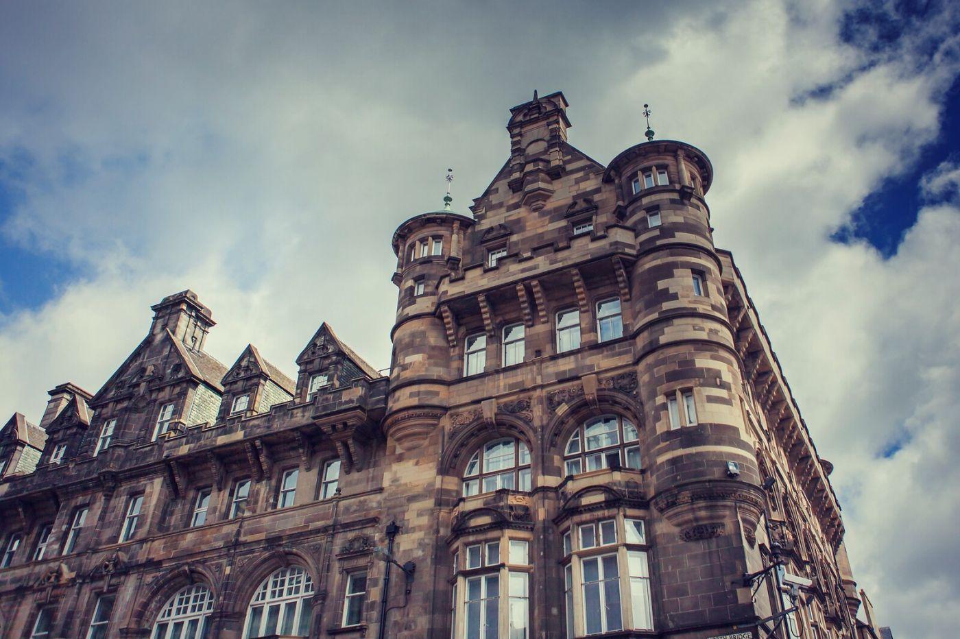 苏格兰爱丁堡,老城市老文化_图1-5