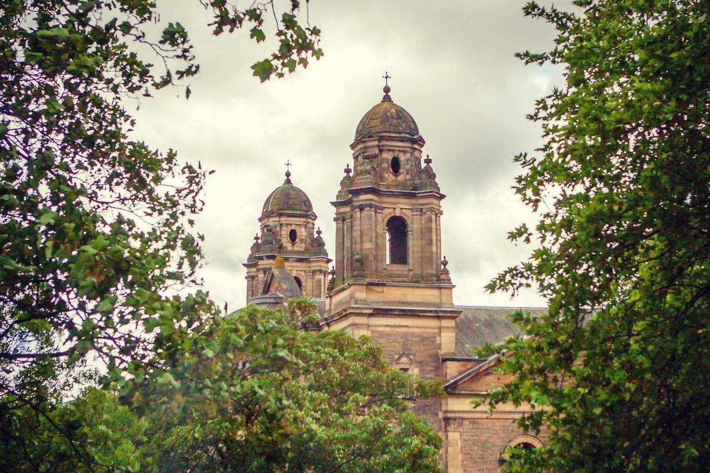 苏格兰爱丁堡,老城市老文化_图1-7