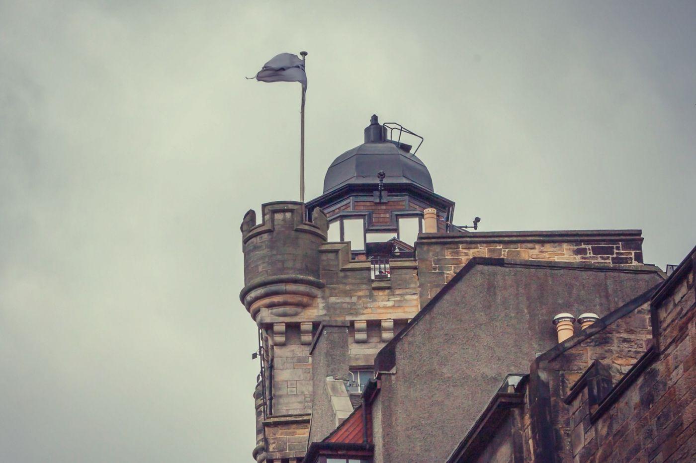 苏格兰爱丁堡,老城市老文化_图1-8