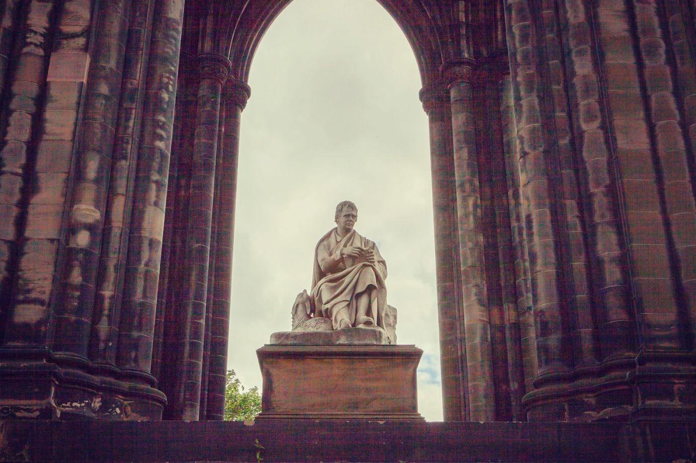 苏格兰爱丁堡,老城市老文化_图1-12