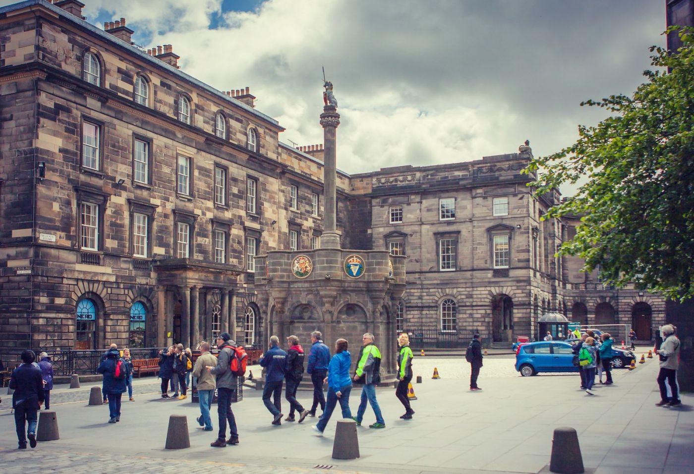 苏格兰爱丁堡,老城市老文化_图1-9