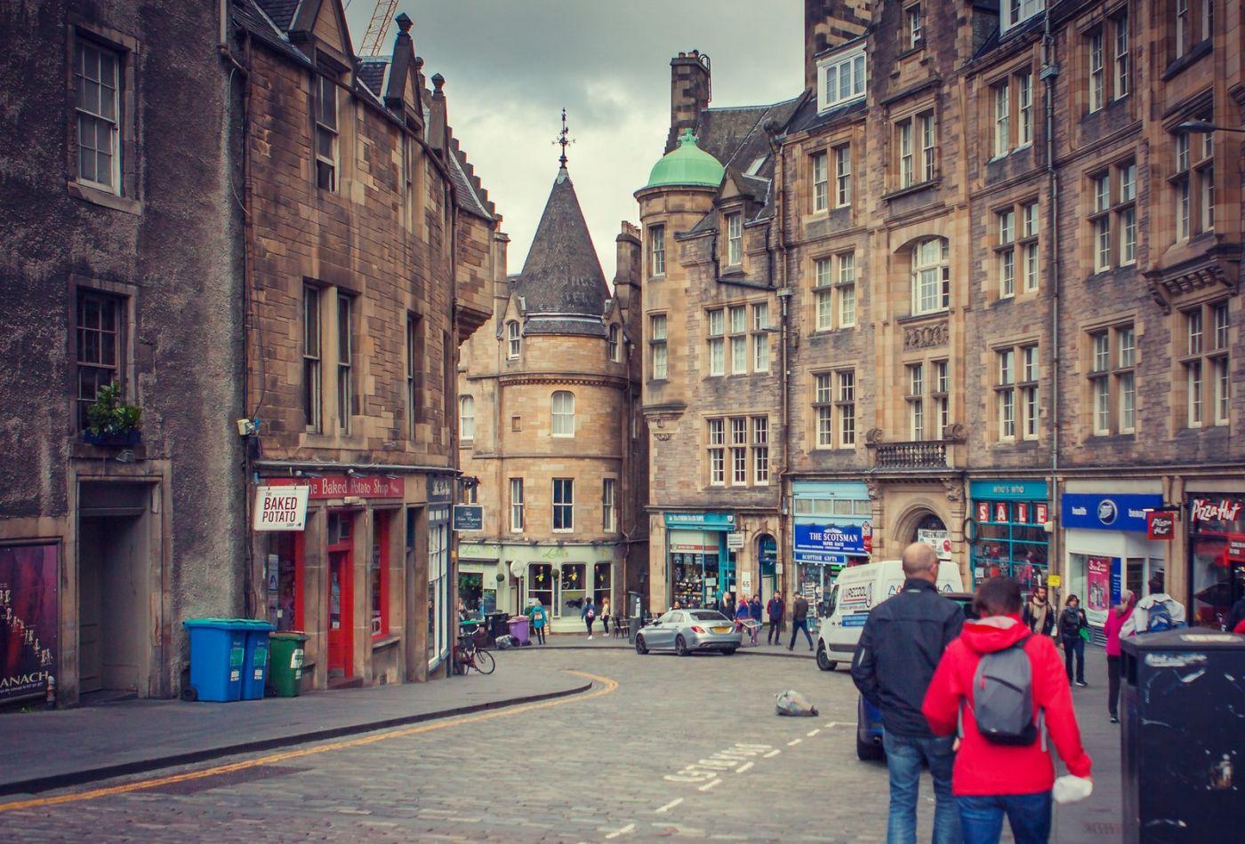 苏格兰爱丁堡,老城市老文化_图1-15