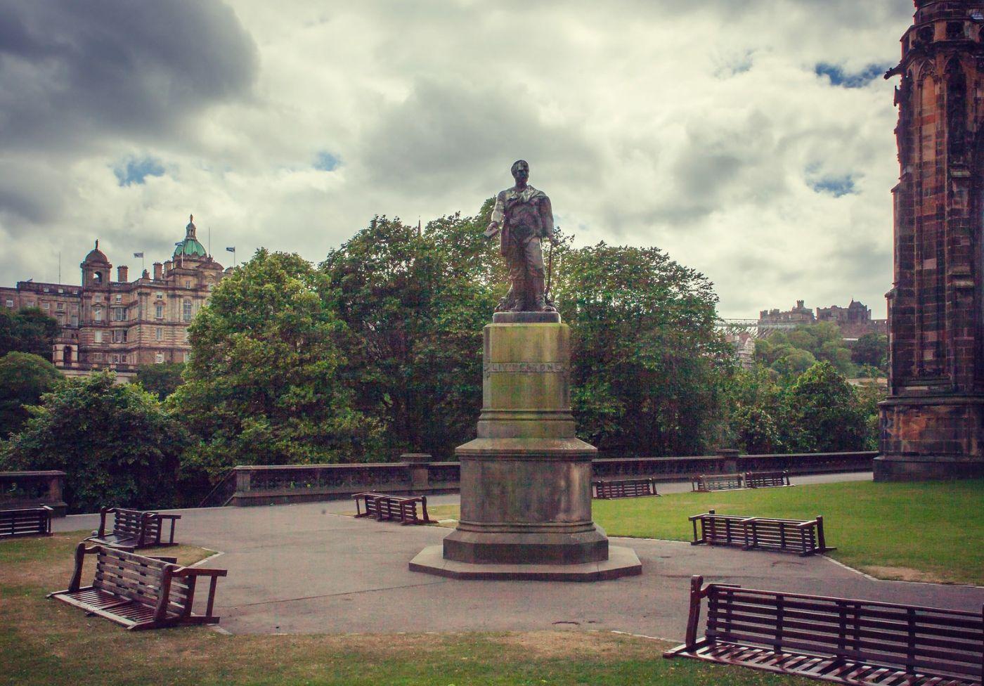 苏格兰爱丁堡,老城市老文化_图1-16