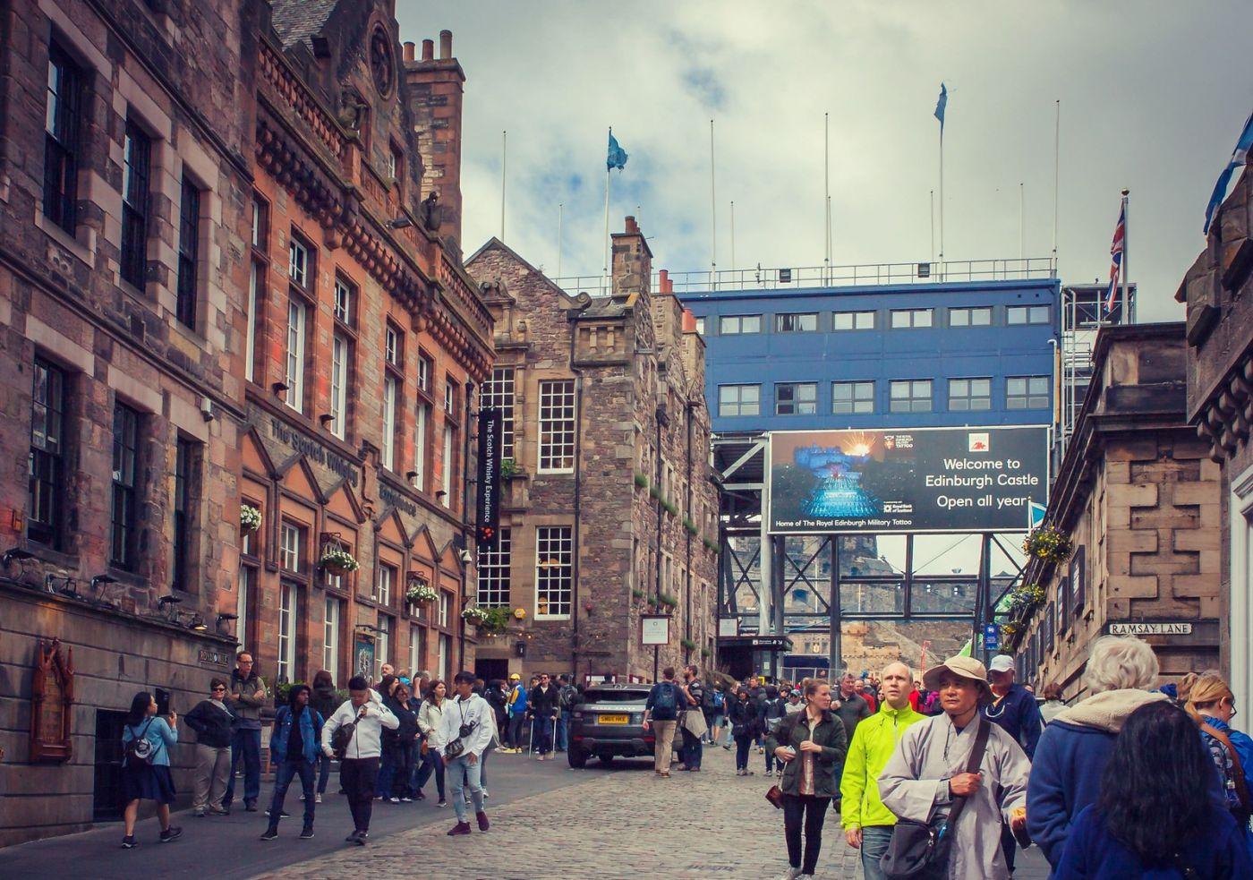 苏格兰爱丁堡,老城市老文化_图1-20