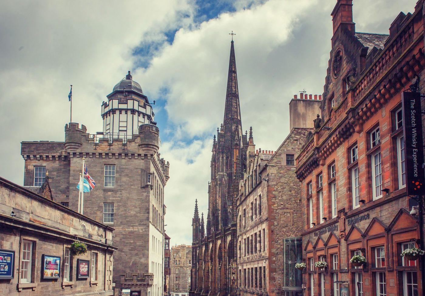 苏格兰爱丁堡,老城市老文化_图1-19