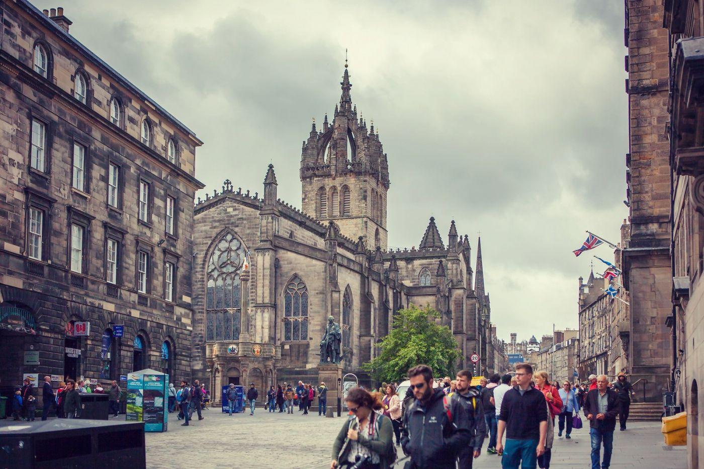 苏格兰爱丁堡,老城市老文化_图1-18