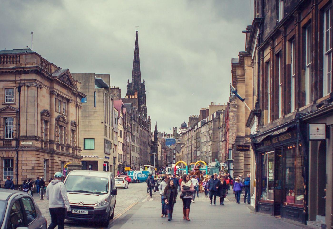 苏格兰爱丁堡,老城市老文化_图1-21