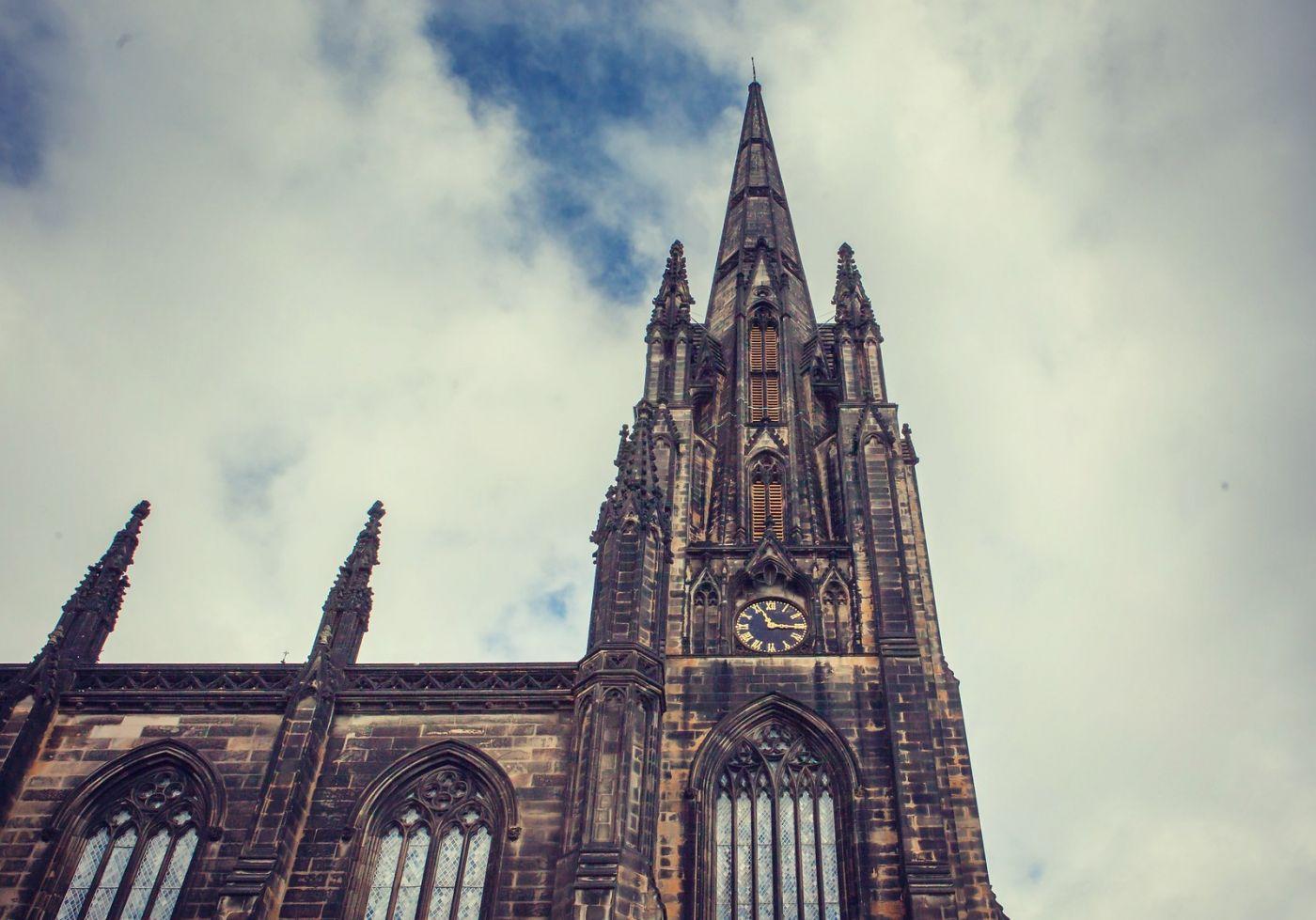 苏格兰爱丁堡,老城市老文化_图1-24