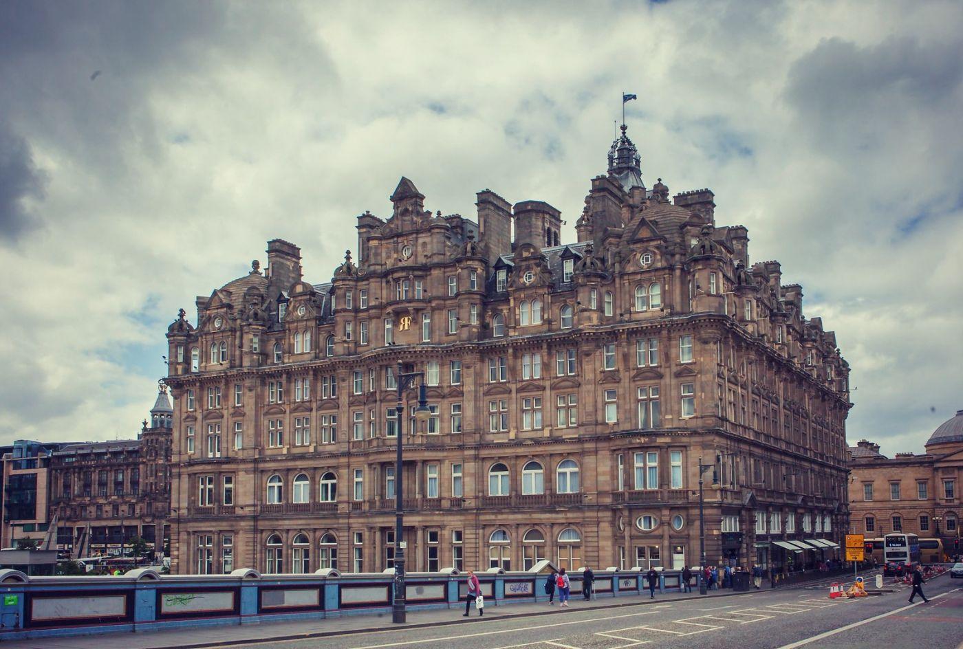 苏格兰爱丁堡,老城市老文化_图1-23