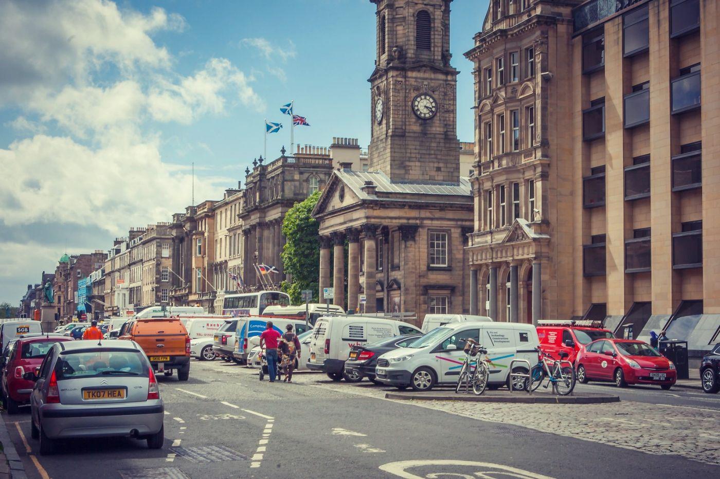 苏格兰爱丁堡,老城市老文化_图1-22