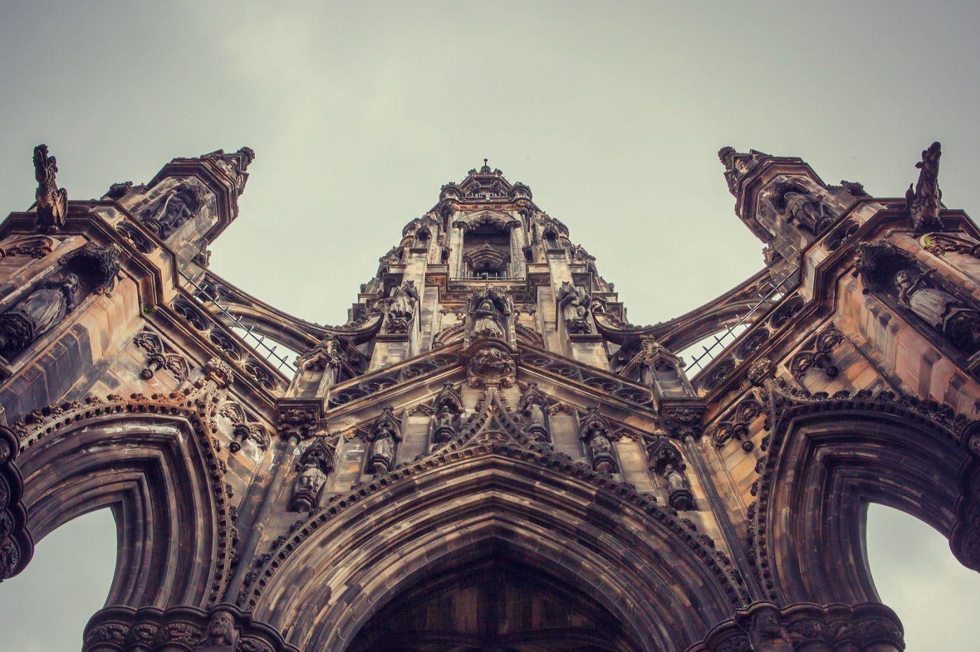苏格兰爱丁堡,老城市老文化_图1-25