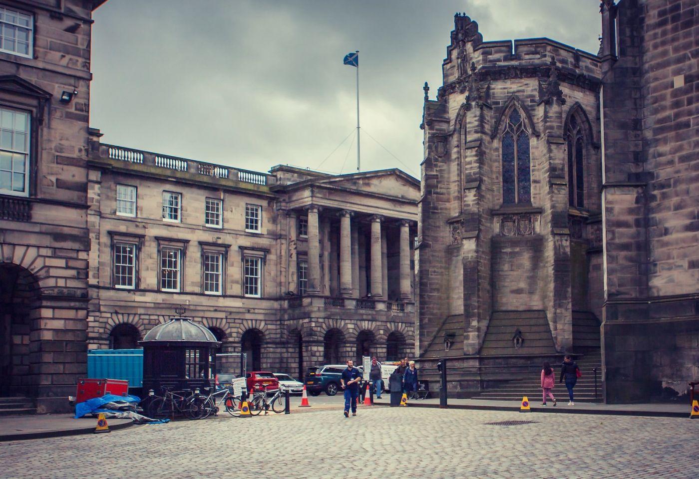 苏格兰爱丁堡,老城市老文化_图1-26
