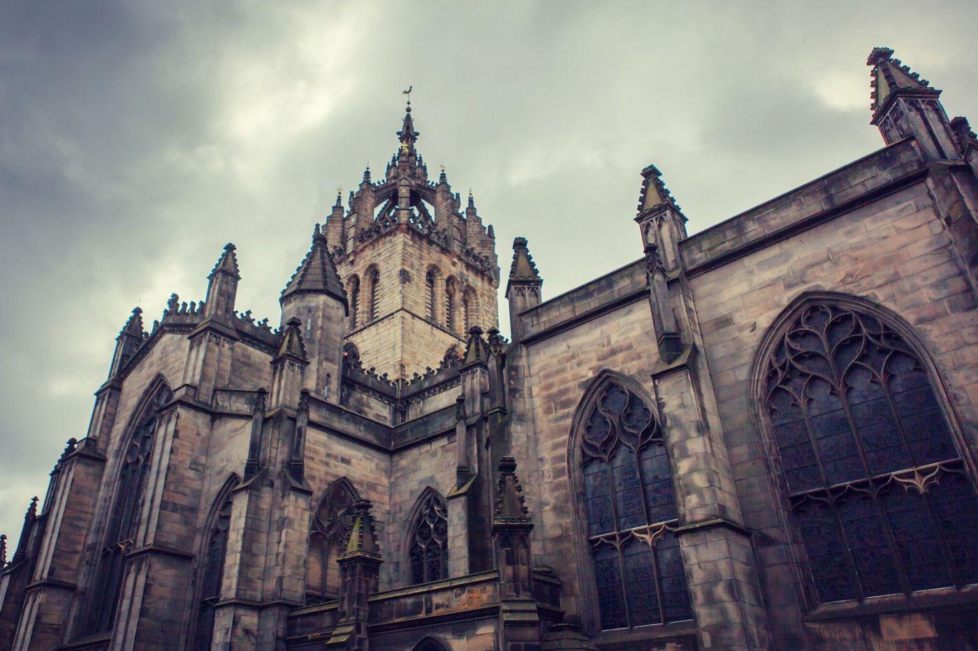 苏格兰爱丁堡,老城市老文化_图1-27