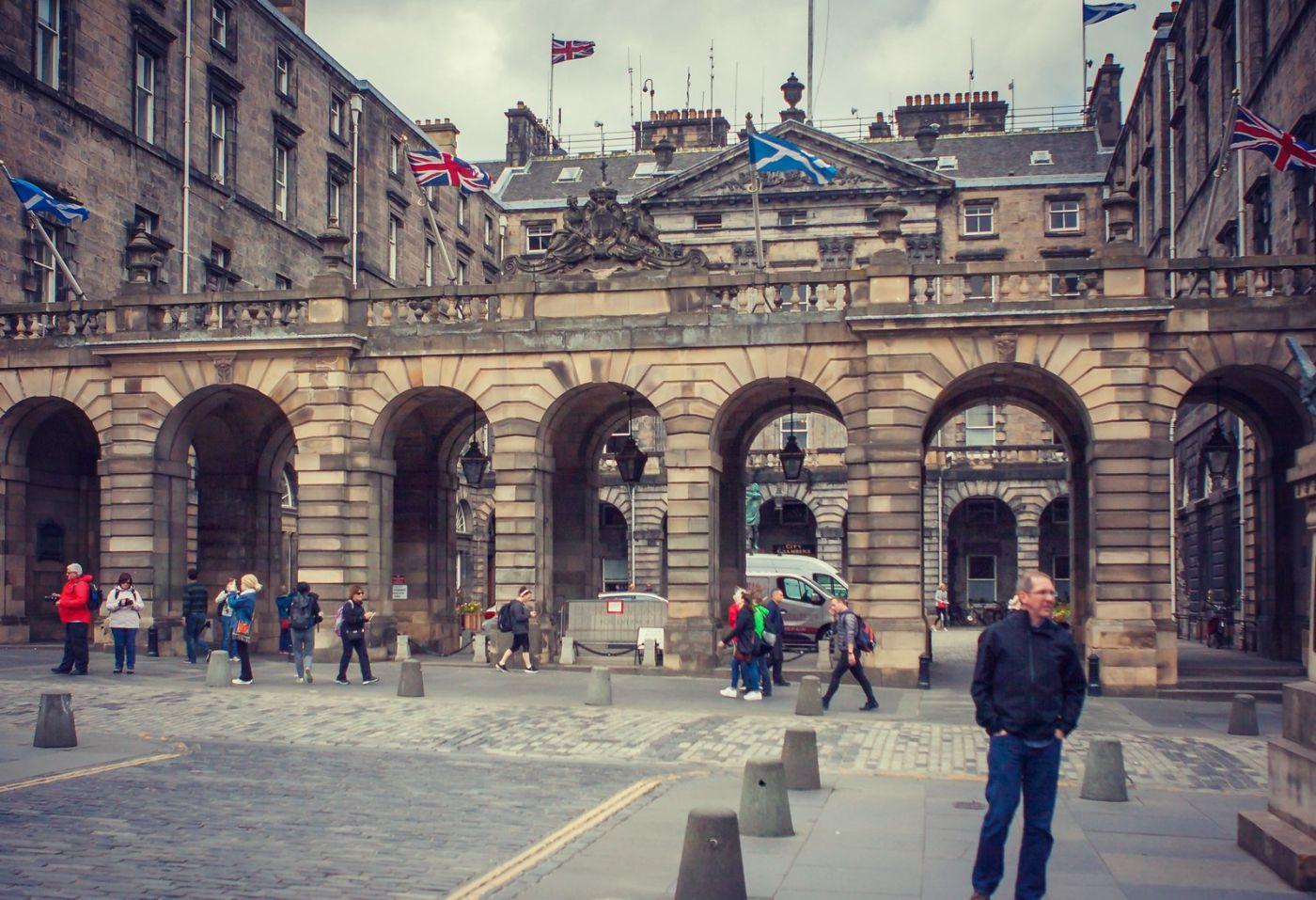苏格兰爱丁堡,老城市老文化_图1-28