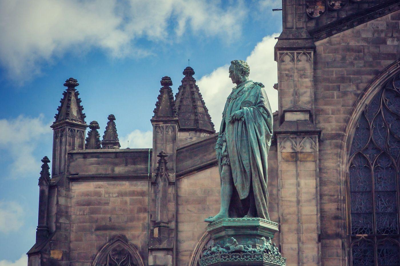苏格兰爱丁堡,老城市老文化_图1-32