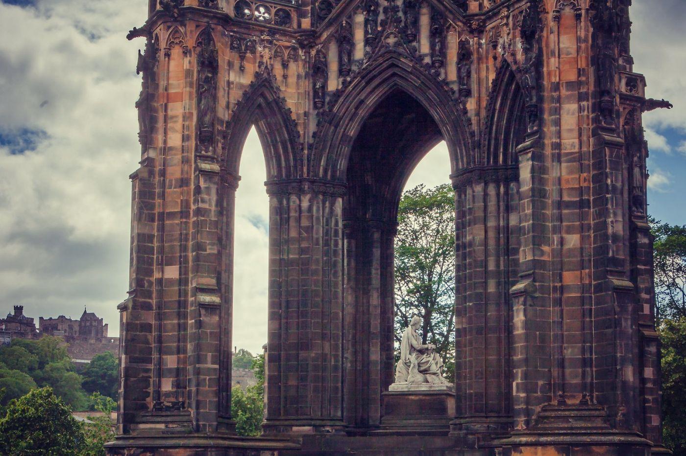 苏格兰爱丁堡,老城市老文化_图1-31