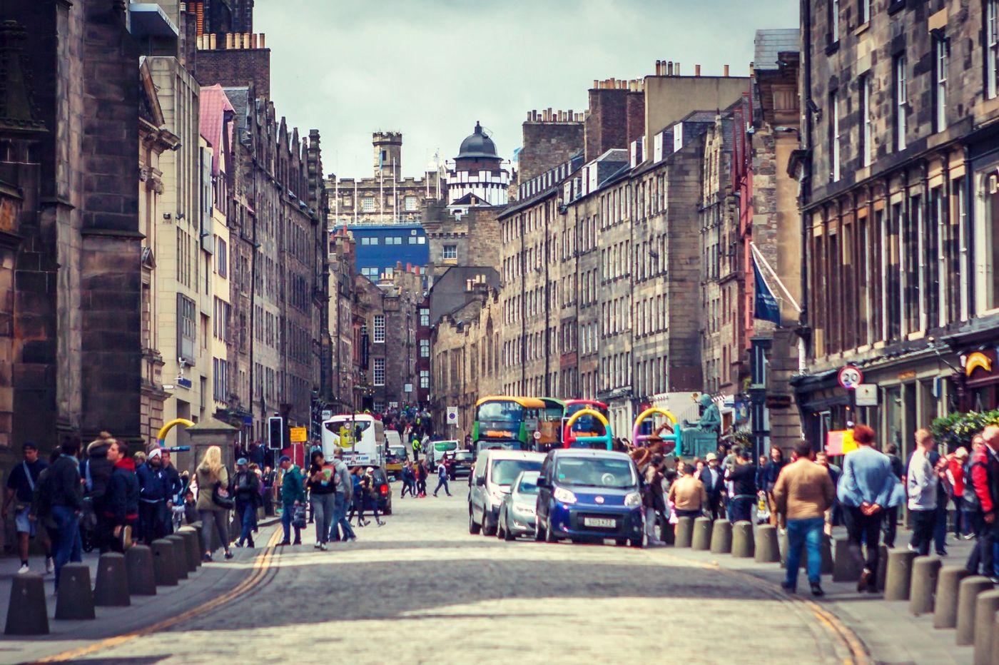 苏格兰爱丁堡,老城市老文化_图1-30
