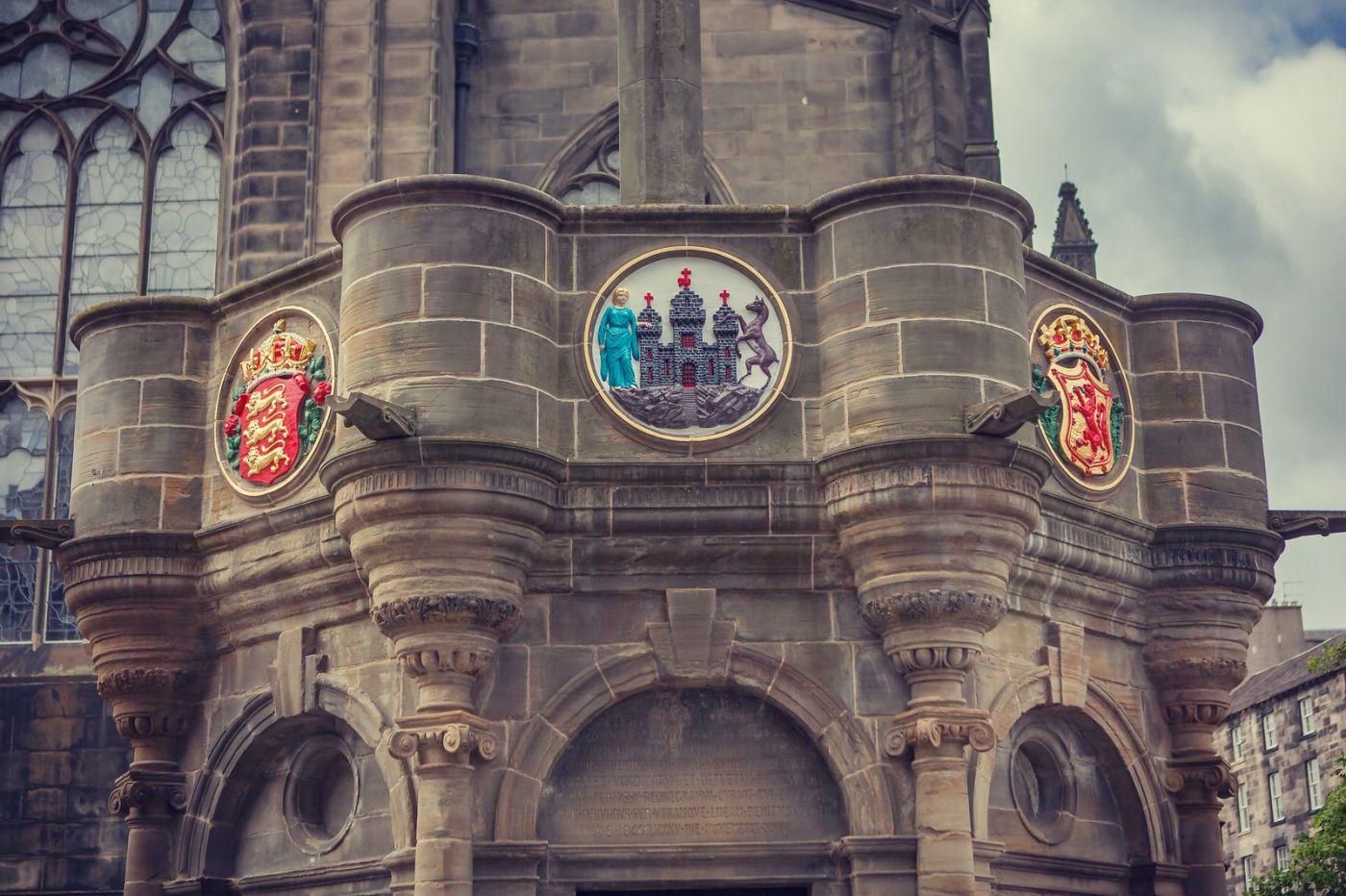 苏格兰爱丁堡,老城市老文化_图1-29