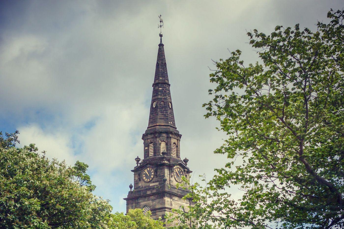 苏格兰爱丁堡,老城市老文化_图1-33