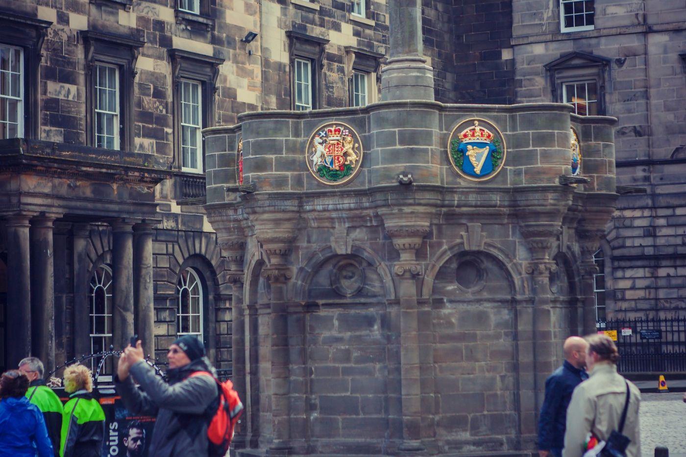 苏格兰爱丁堡,老城市老文化_图1-34