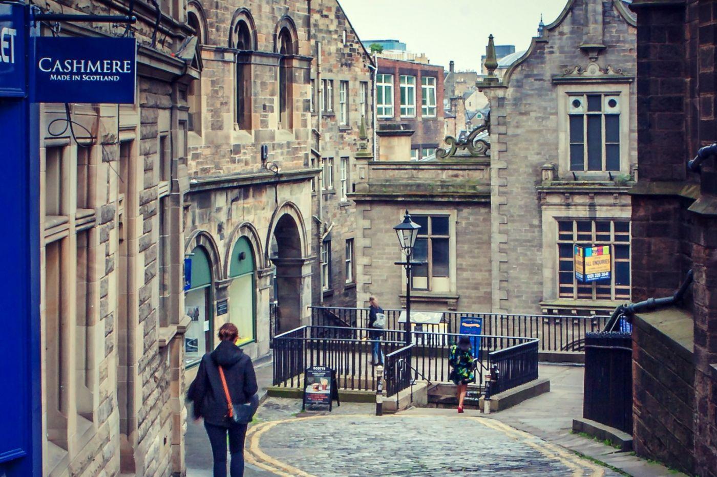 苏格兰爱丁堡,老城市老文化_图1-36