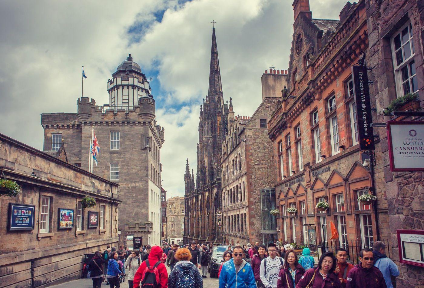苏格兰爱丁堡,老城市老文化_图1-40